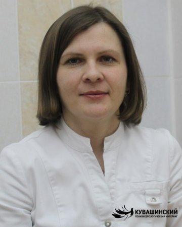 Осокина Елена Валерьевна